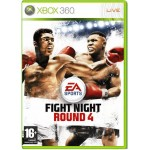 Fight Night Round 4 Xbox 360 (Pre-Owned)