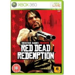 Red Dead Redemption Xbox 360 (Pre-Owned)