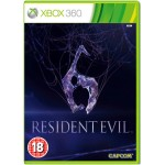 Resident Evil 6 Xbox 360 (Pre-Owned)