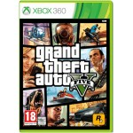 Grand Theft Auto 5 (GTA V) Xbox 360 (Pre-Owned)