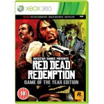 Red Dead Redemption GOTY Xbox 360 (Pre-Owned)