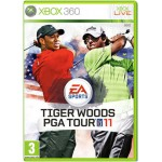 Tiger Woods PGA Tour 11 Xbox 360 (Pre-Owned)