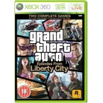 Grand Theft Auto 4 Liberty City Xbox 360 (Pre-Owned)