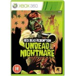 Red Dead Undead Nightmare Xbox 360 (Pre-Owned)