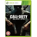 Call Of Duty Black Ops Xbox 360 (Pre-Owned)