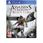 Assassins Creed IV (4) Black Flag PS4 (Pre-Owned)