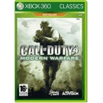 Call Of Duty 4 Modern Warfare Xbox 360 (Pre-Owned)