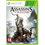 Assassins Creed III (3) Xbox 360 (Pre-Owned)