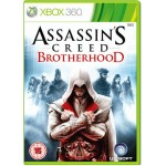 Assassins Creed Brotherhood Xbox 360 (Pre-Owned)