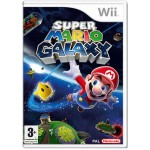 Super Mario Galaxy Nintendo Wii (Pre-Owned)