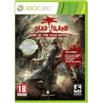 Dead Island Game Of The Year Xbox 360 (Pre-Owned)