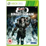 Binary Domain Xbox 360 (Pre-Owned)