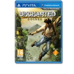 Uncharted Golden Abyss PS Vita (Pre-Owned)