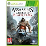 Assassins Creed IV (4) Black Flag Xbox 360 (Pre-Owned)