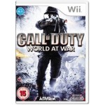 Call Of Duty World At War Nintendo Wii (Pre-Owned)