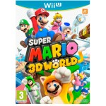 Super Mario 3D World Wii U (Pre-Owned)