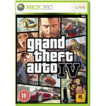 Grand Theft Auto IV (4) Xbox 360 (Pre-Owned)