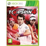 Top Spin 4 Xbox 360 (Pre-Owned)