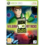 Ben 10 Alien Force Vilgax Attacks Xbox 360 (Pre-Owned)
