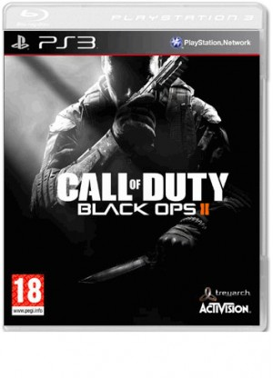 Call Of Duty Black Ops II (2) PS3
