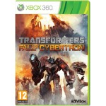 Transformers Fall Of Cybertron Xbox 360 (Pre-Owned)