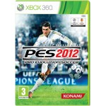 PES 2012 Pro Evolution Soccer Xbox 360 (Pre-Owned)