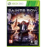 Saints Row IV (4) Xbox 360 (Pre-Owned)