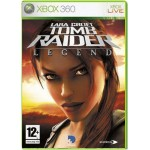 Tomb Raider Legend Xbox 360 (Pre-Owned)