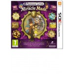 Professor Layton The Miracle Mask Nintendo 3DS