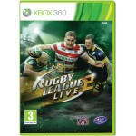 Rugby League Live 2 Xbox 360 (Pre-Owned)