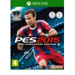 PES 2015 Pro Evolution Soccer 15 Xbox One