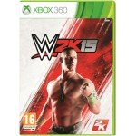 WWE 2K15 Xbox 360 (Pre-Owned)