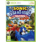 Sonic & Sega All Stars Racing Xbox 360 (Pre-Owned)