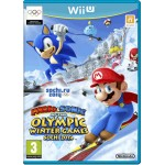 Mario & Sonic 2014 Olympic Winter Games Wii U