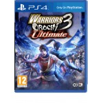 Warriors 3 Orochi Ultimate PS4