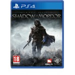 Middle Earth Shadow of Mordor PS4 (Pre-Owned)