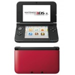 Nintendo 3DS XL Console Red/Black (Pre-Owned)