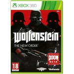 Wolfenstein The New Order Xbox 360 (Pre-Owned)