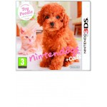 Nintendogs Cats Toy Poodle Edition Nintendo 3DS