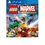LEGO Marvel Super Heroes PS4 (Pre-Owned)
