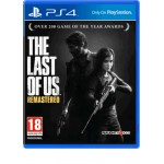 The Last of Us Remastered PS4 (Pre-Owned)