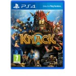 Knack for PS4
