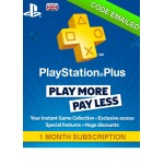 1 Month PSN Membership (Email Delivery)