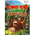 Donkey Kong Country Returns Nintendo Wii (Pre-Owned)