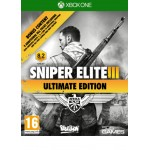 Sniper Elite III (3) Ultimate Edition Xbox One