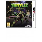 Teenage Mutant Ninja Turtles Nintendo 3DS