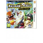 Rayman and Rabbids Family Pack Nintendo 3DS