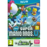 New Super Mario Bros + Luigi U Wii U (Pre-Owned)