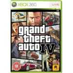 Grand Theft Auto IV (GTA 4) Xbox 360