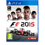 F1 2015 for PS4
